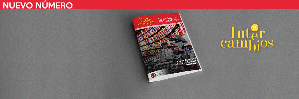 Nueva edición de la Revista Intercambios. La Letra del Encuentro